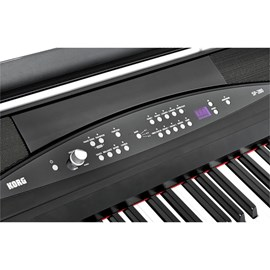 Piano Digital SP280 com Suporte Incluso Korg - Preto (BK)