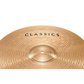 """Prato Crash 16"""" Polegadas Classics Thin C16TC Meinl"""