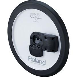 Prato Roland CY-12C V-Cymbal Crash Pad para Bateria Eletrônica Roland
