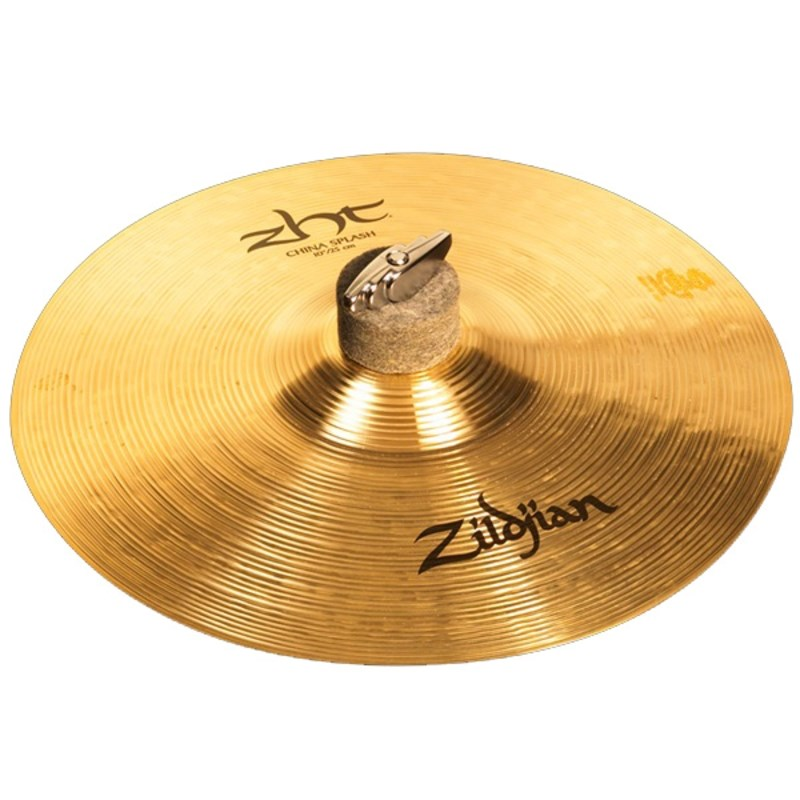 "Prato Zht 10"" Zht10cs China Splash Zildjian"