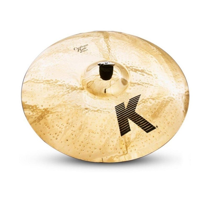 "Prato Zildjian K Custom 20"" K20889 Brilliant Ride Zildjian"