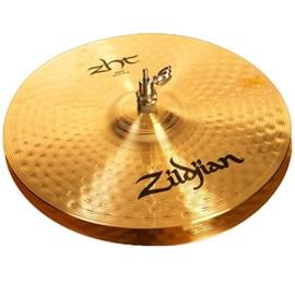 """Prato Zildjian Zht 14"""" Zht14rthb Rock Hi-hats Par Zildjian"""
