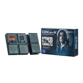 Processador de Efeitos Signature Kiko Loureiro G1XON-K Zoom