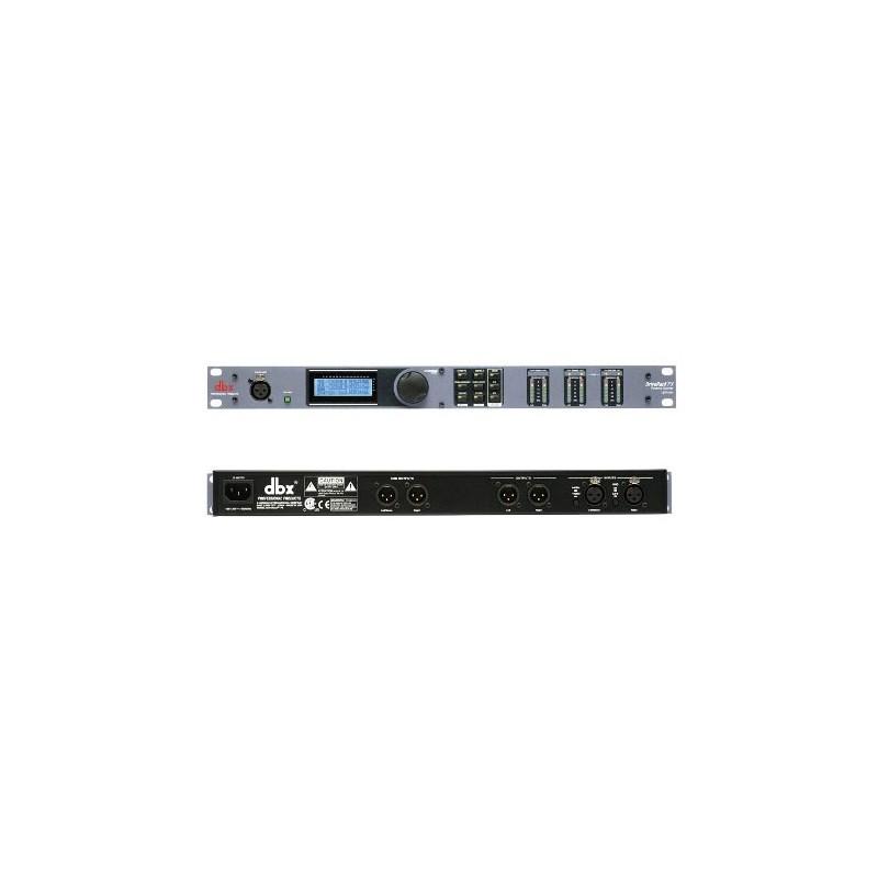 Processador Drive Rack Px (127v) DBX