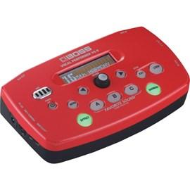Processador para Voz Boss VE-5 Vocal Performer Boss - Vermelho (Red) (RD)