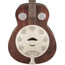 Resonator Fender Derby 092 Brown Fender