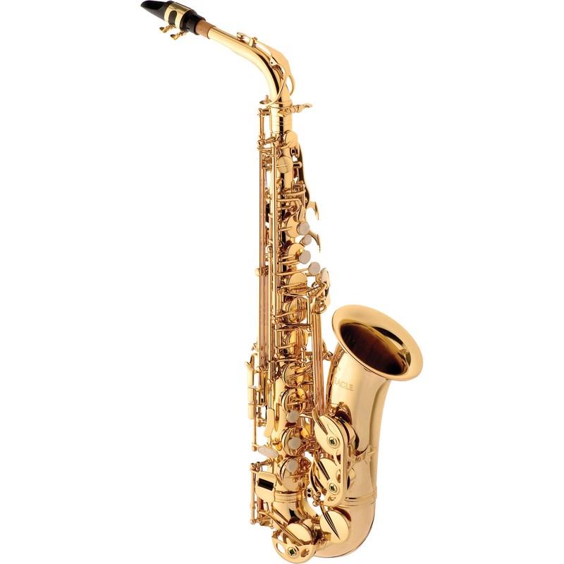 Saxofone Alto Eagle Sa 501 Eagle