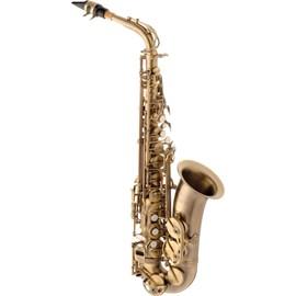 Saxofone em Alto em Mib Envelhecido Sa500 Vg Eagle