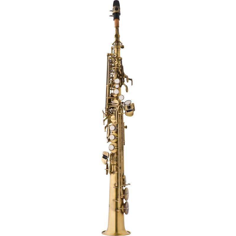 Saxofone Soprano Envelhecido SP502 VG Eagle