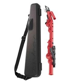 Saxofone Venova YVS 120 RD Vermelho - Edição Limitada Yamaha - Vermelho (Red) (RE)