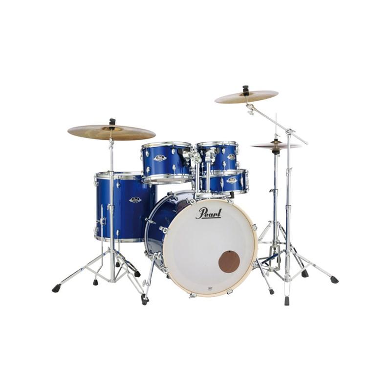 "SET EXPORT EXX705NP/C717 20""10""12""14""1455S #717 BUMBO POROSA Pearl - Azul (High Voltage Blue) (717)"