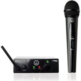 Sistema S/ Fio para Vocal Wms 40 Mini Vocal Set Akg