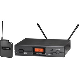 Sistema Sem Fio Audio Technica Atw-2110 Uhf com Auto Scan Audio Technica