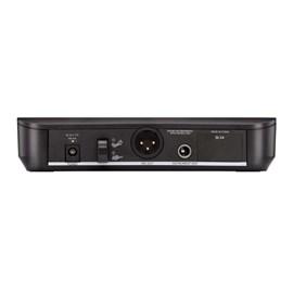 Sistema Sem Fio BLX 24 com Microfone Beta 58 Frequência M15 662.15 - 685.87 MHz Shure