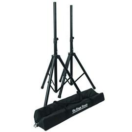Suporte Compacto para Caixa Acústica (Kit Com 2 Suportes e Bag SSP7750) On-stage Stands