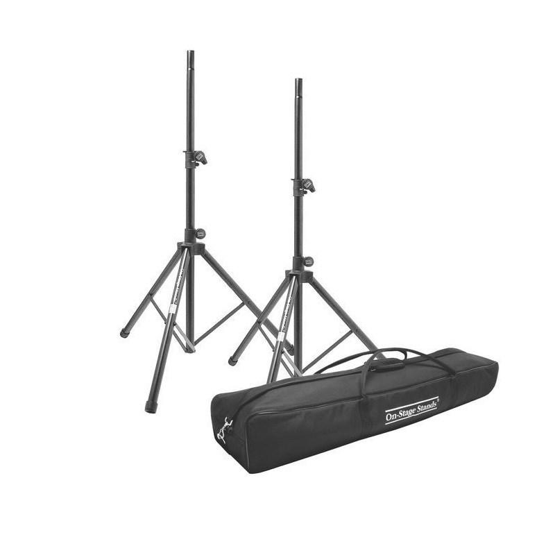 Suporte para Caixa Par com Bag SS7950 On-stage Stands