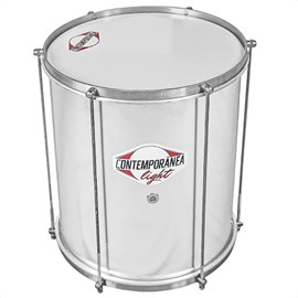 "Surdo 16"" Light Alumínio 147LT Contemporânea"
