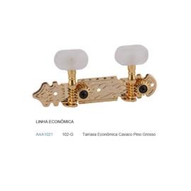 Tarraxa para Cavaco Aaa1021 102g Pino Grosso Dourado Deval