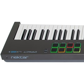 TECLADO CONTROLADOR MIDI USB IMPACT LX 49+ Nektar