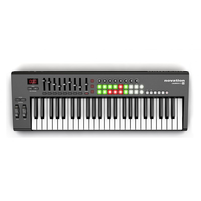 Teclado Controlador Usb Launchkey 49 Novation