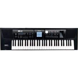 Teclado Musical BK-5 Roland - Preto (BK)