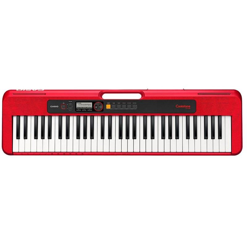 Teclado Musical Casiotone CT-S200 Casio - Vermelho (Red) (RE)