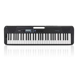 Teclado Musical Casiotone CT-S300 Preto Bk Casio