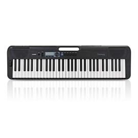 Teclado Musical Casiotone CT-S300 Preto Bk Casio - Preto (BK)