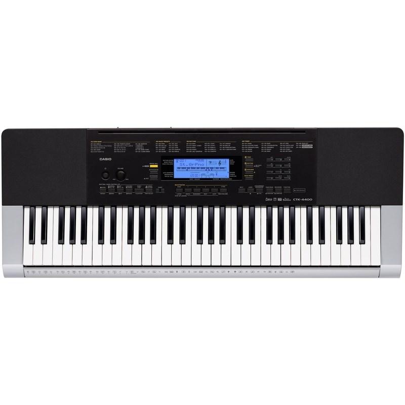 Teclado Musical Ctk-4400 Casio