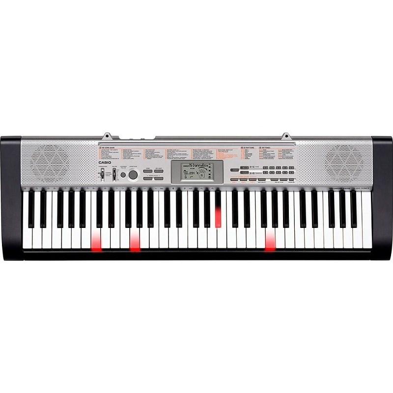 Teclado Musical Lk-130 (C/ Teclas Iluminadas)  (*). Casio