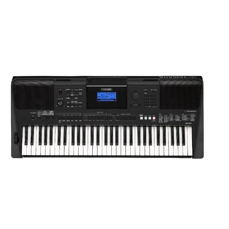 Teclado Musical Psr-e 453 C/ Fonte Pa-150b Yamaha