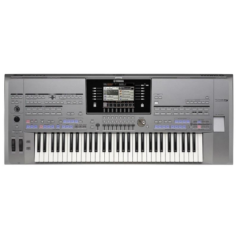 Teclado Musical Tyros5-61 Yamaha