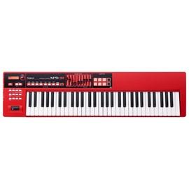 Teclado Sintetizador 61 Teclas Vermelho XPS-10-RD Roland - Vermelho (Red) (RE)