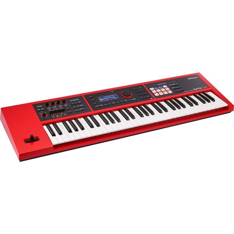 Teclado Sintetizador  61 Teclas XPS-30-RD (vermelho) Roland - Vermelho (Red) (RE)