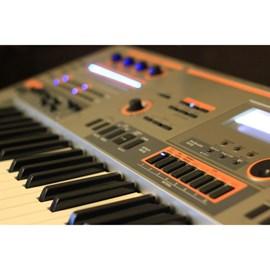 Teclado Sintetizador XW P1 com 61 Teclas Casio