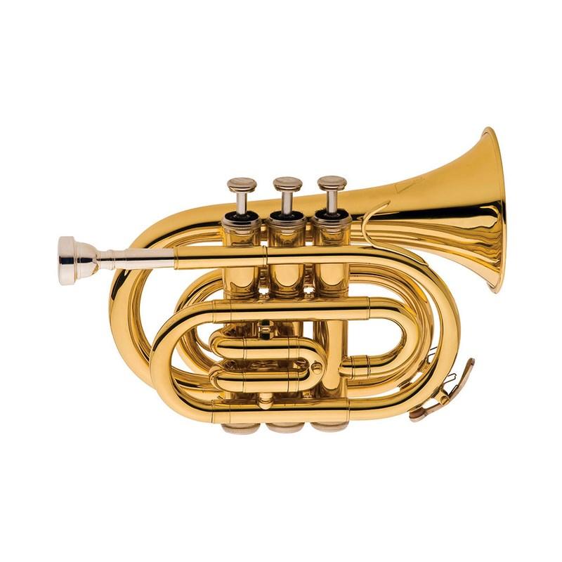 Trompete Pocket Si bemol TP520 Eagle