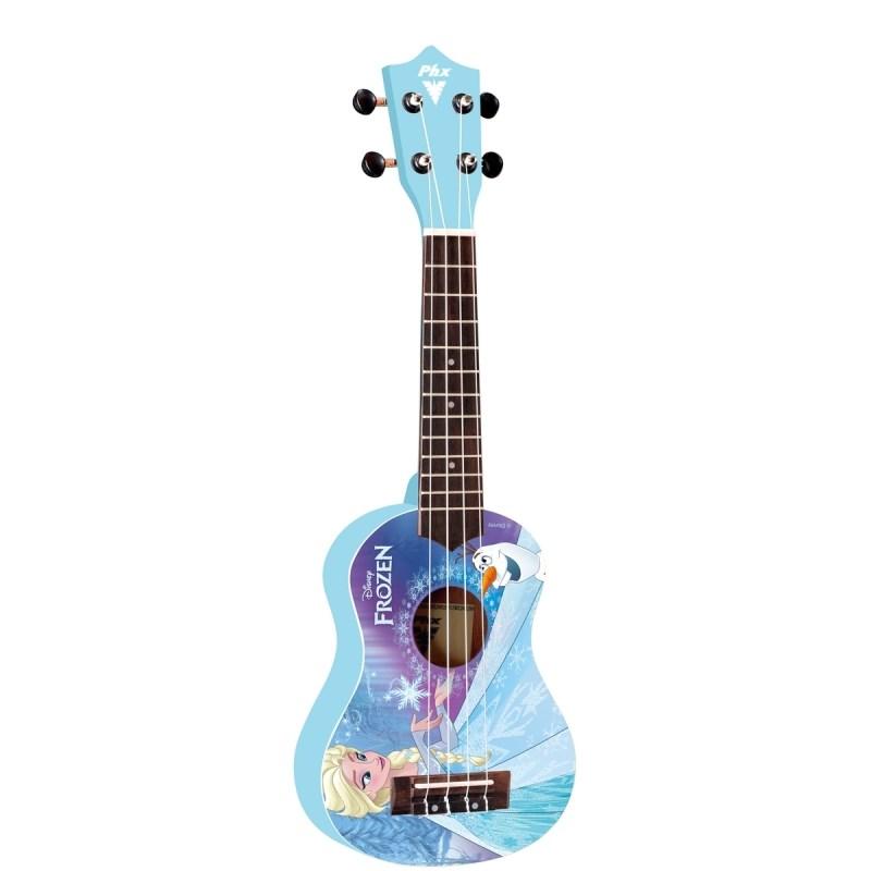 Ukulele Infantil Frozen Blue Soprano UKP-F1 PHX