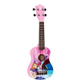 Ukulele Infantil Frozen Pink Soprano UKP-F2 PHX