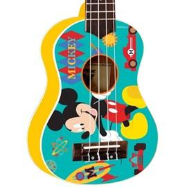 Ukulele Infantil Soprano Mickey UKP-MK1 PHX