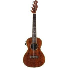 Ukulele Nohea Elétrico Natural Fender