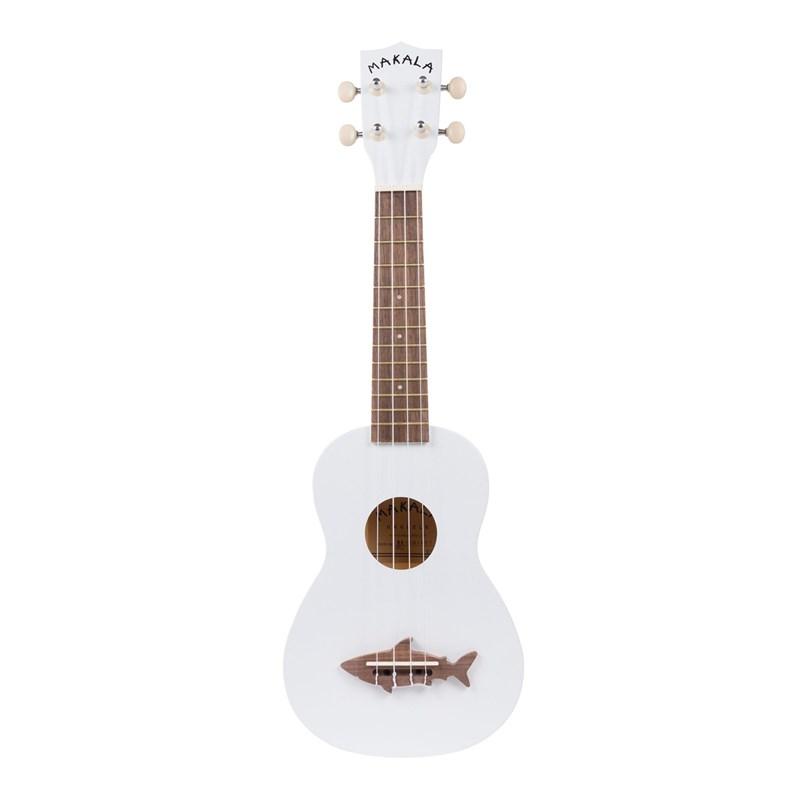 Ukulele Soprano MK SS Branco Makala - Branco (Great White) (GWH)