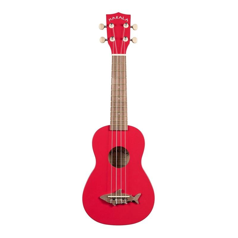 Ukulele Soprano MK SS Vermelho Makala - Vermelho (Red) (RE)