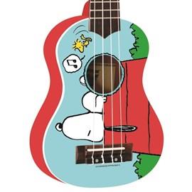 Ukulele Soprano Peanuts Snoopy UKP-SN1 PHX - Vermelho (Red) (RE)