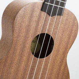 Ukulele Soprano Tribes Séries KAL 220 Com Bag Kalani - Natural Sapele (NS)