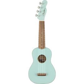 Ukulele Venice Soprano UKE DPB WN (097-1610-504) Fender - Azul (Daphne Blue) (504)