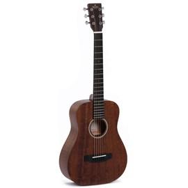Violão Aço Elétrico Travel Guitar TM 15 E com Capa Sigma