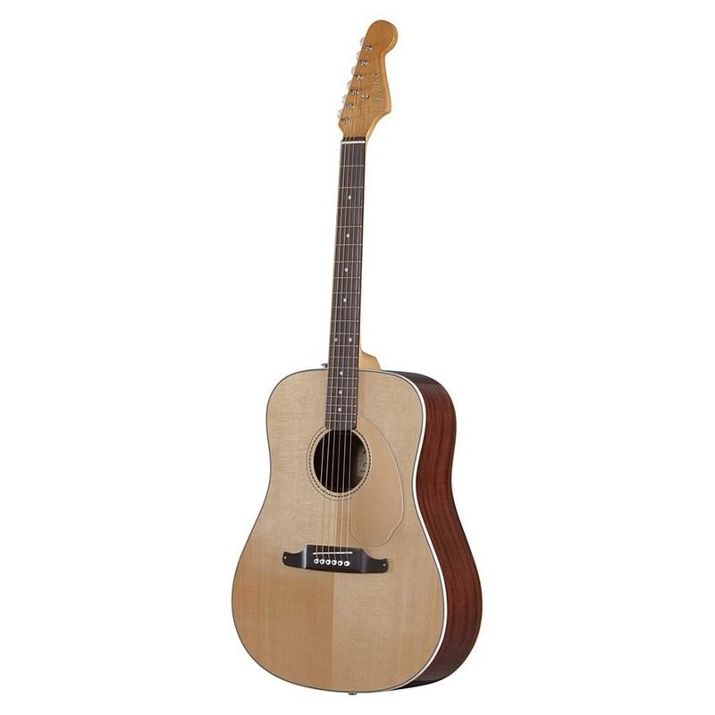 Violão Aço Fender Sonoran S Fender - Natural (21)