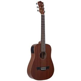 VIolão Baby Mahogany Acoustic Series Aço Tagima - Natural (NA)