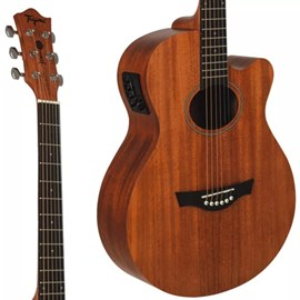 Violão Dallas Natural Mahogany Tagima - Natural Mahogany (NW)