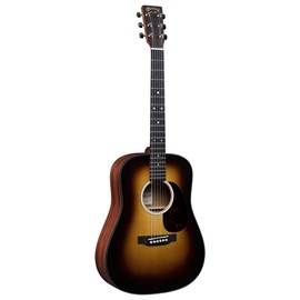 Violão Dreadnought com bag DJR10E BURST Martin